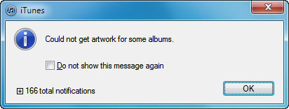 get itunes artwork automatically